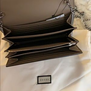 Gucci Bags - Dionysus Chain Wallet